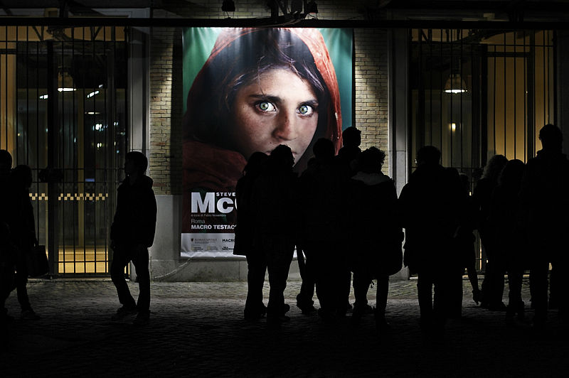 National Geographic's Iconic 'Afghan Girl' May Face 14 Years in Pakistan Prison