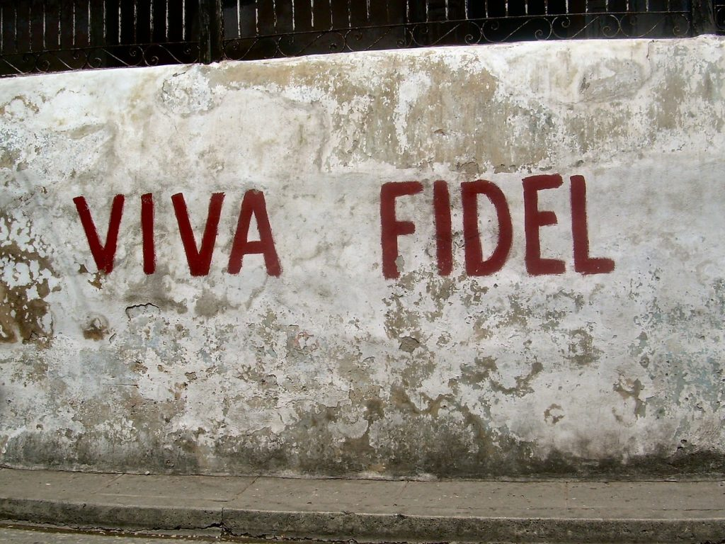 From the Streets of Havana: Fidel Castro Ally Remembers Leader