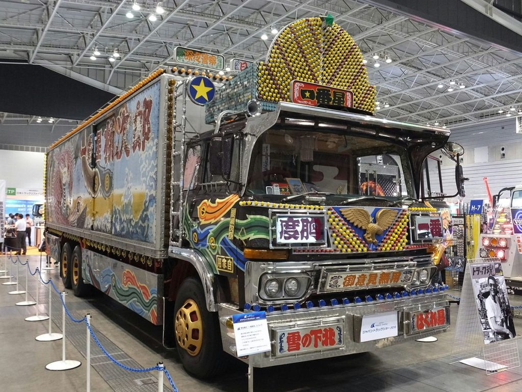 Short Video Documentary Explores Japan's Flashy Art Truck Subculture