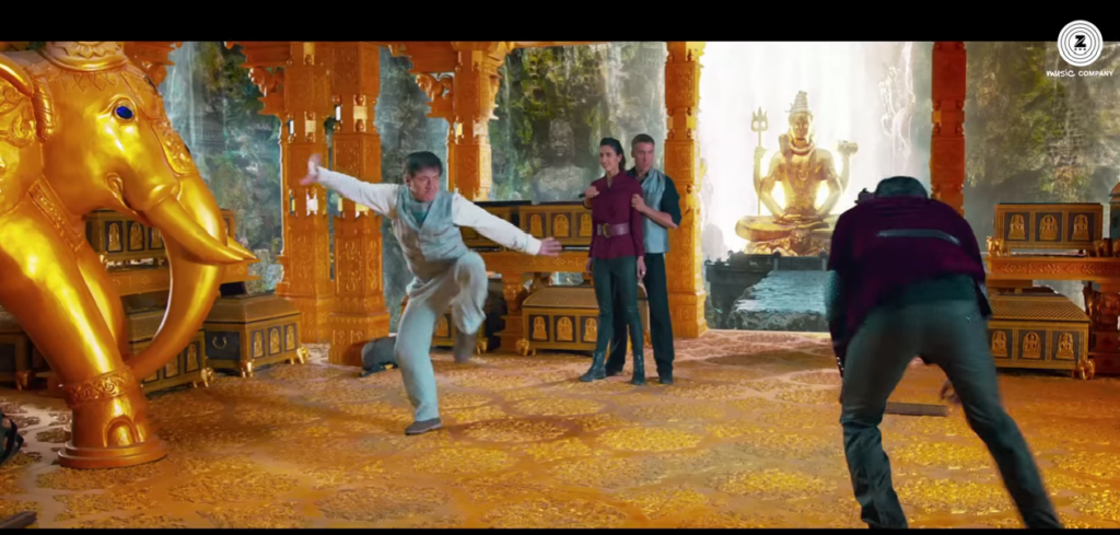 Jackie Chan's Kung Fu Yoga Dominates Foreign Box Office