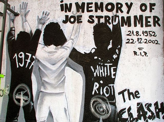 A riot of our own: Punk at 40
