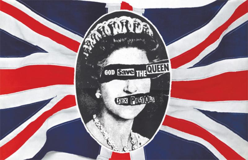 Punk-anthem 'God Save the Queen' turns 40