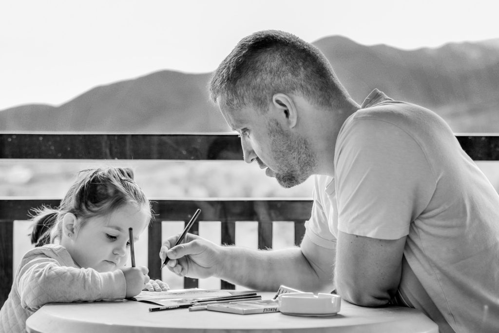 Daddy's Little Girl: Science Says Girls Get More Attention From Fathers