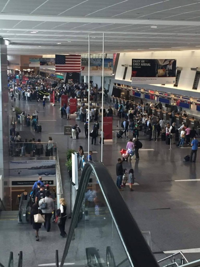A Tale of Travel with the TSA