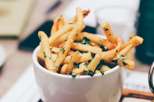 The science of taste, or why you choose fries over broccoli