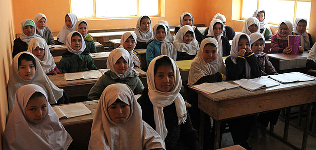 Forgetting About Girls in Afghanistan – Again