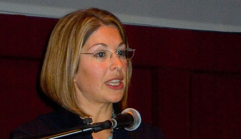 Naomi Klein discusses the climate crisis, Trump's brand, and America's war on memory