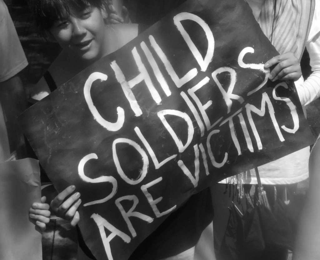 US State Department's Lie About Child Soldiers