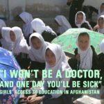 Afghanistan: Girls Struggle for an Education