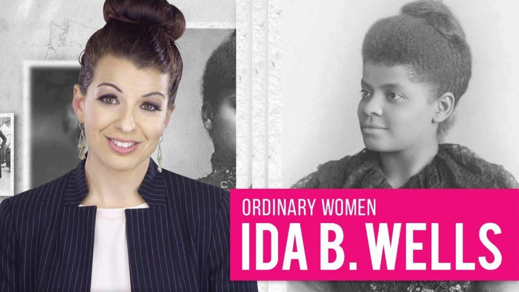The Courageous Life of Ida B. Wells #OrdinaryWomen