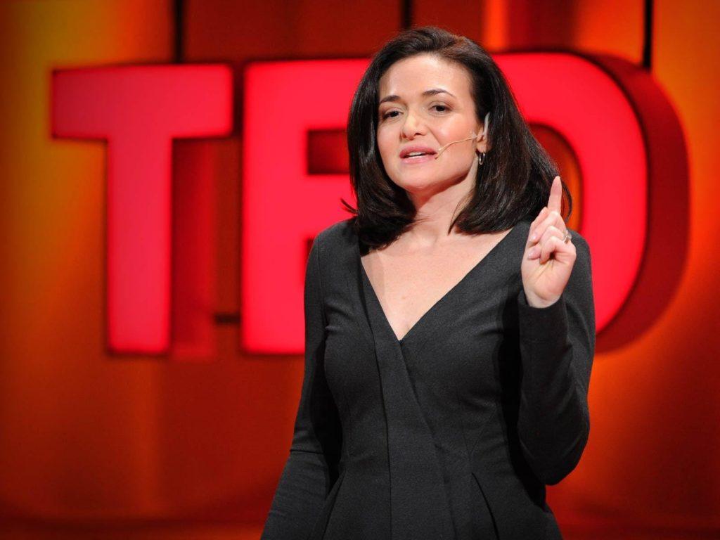 Why we have too few women leaders | Sheryl Sandberg