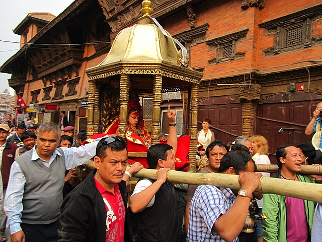 To Divinity and Back: Nepal's Living Goddess Returns to Normal Life After Nine-Year Stint as 'Kumari'