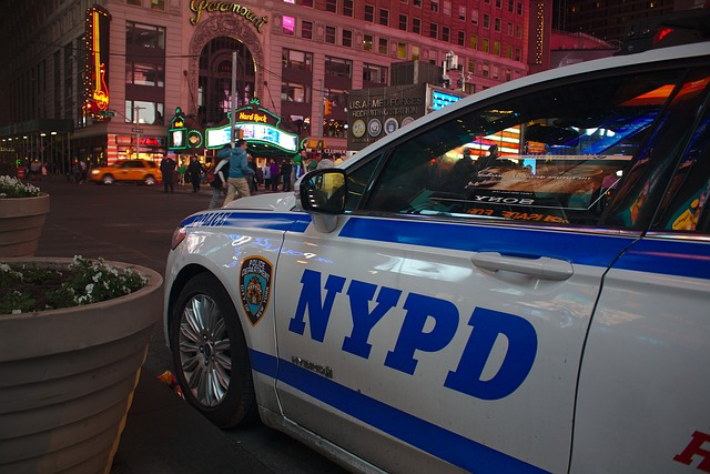 NYPD stop-and-frisk